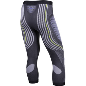 UYN M's Evolutyion UW Melange Medium Pants Anthracite Melange/Blue/Yellow Shiny